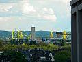 Dortmund Nicoleikirche und Stadion.jpg