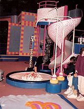 Image Result For Nickelodeon Slide Through