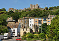 Dover Castle and St James's Church.jpg