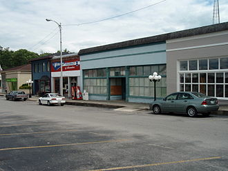 Alexandria, Tennessee - Shops in Alexandria