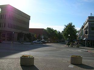 Downtown Twin Falls