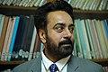 Dr. Baljinder Nasrali at Punjabi Department, University of Delhi.jpg