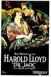 <i>Dr. Jack</i> 1922 film