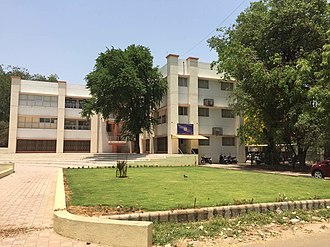 Maharaja Sayajirao University of Baroda - Dr. Vikram Sarabhai Institute of Cell and Molecular Biology