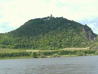 Blick von der linken Rheinseite