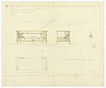 Drawing, Day Couch for Mrs. Allen's Boudoir, Henry J. Allen Residence, Wichita, Kansas, 1917 (CH 18800323).jpg