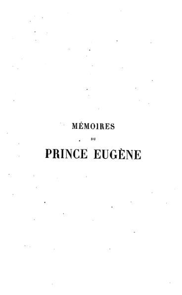 File:Du Casse - Mémoires et correspondance politique et militaire du prince Eugène, tome 7.djvu
