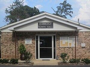 Dubberly, Louisiana - Dubberly Town Hall