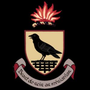 Corvus (heraldry) - Former County Dublin coat of arms