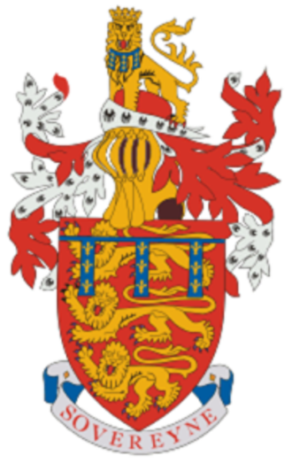 Chancellor of the Duchy of Lancaster - Image: Duchy of Lancaster coa