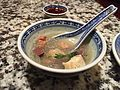 Duck blood and vermicelli soup (20150819124849).JPG