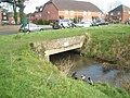 Ducks by the Old Bridge - geograph.org.uk - 652630.jpg
