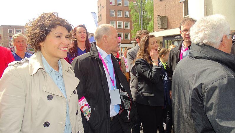 Dunkerque - Quatre jours de Dunkerque, étape 1, 6 mai 2015, départ (C06).JPG