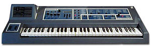 E-mu Emulator - E-mu Emulator II (1984)