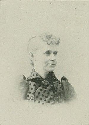 Ella Hoag Brockway Avann - Image: ELLA H. BKOCKWAY AVANN