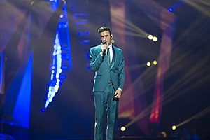 Italy in the Eurovision Song Contest - Image: ESC2013 Italy 07