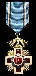 EST Order of the Estonian Red Cross 5th class badge.jpg