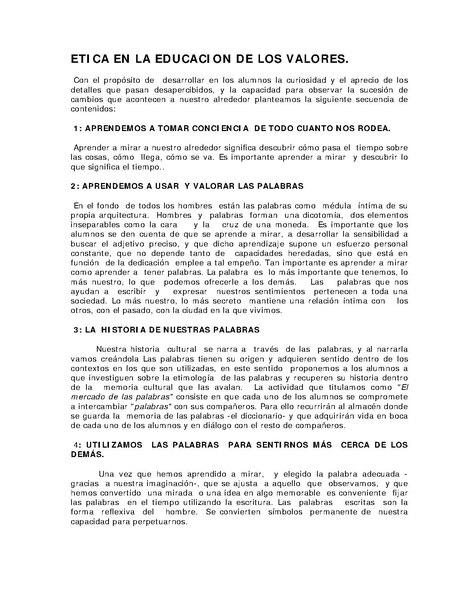 File:ETICA EN LA EDUCACION DE LOS VALORES.pdf - Wikimedia