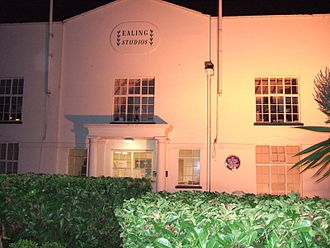 Douglas Slocombe - Ealing Studios in west London, where Slocombe started his feature film career