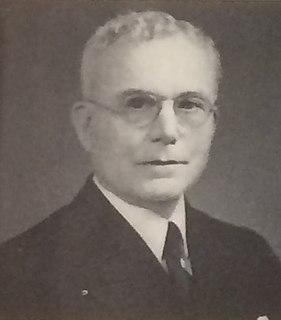 Earl C. Michener American politician