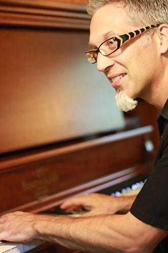 Earl MacDonald - Image: Earl Mac Donald music arranger, composer, jazz pianist and music educator