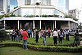 Earthquake Leads Office Evacuation - Infinity Think Tank - Sector-V - Salt Lake City - Kolkata 2015-04-25 5997.JPG