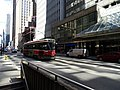 Eastbound 514 Cherry TTC streetcar approaches Yonge and King, 2016 07 23 (1).JPG - panoramio.jpg