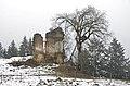 Eberstein Sankt Oswald Saualpenstrasse Ruine Gillitzstein 21022014 133.jpg