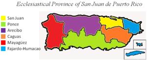 Puerto Rican Episcopal Conference - Ecclesiastical Province of San Juan de Puerto Rico
