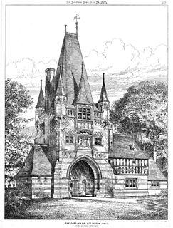Eccleston Hill Lodge