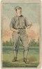 Ed Dailey, Washington Statesmen, baseball card portrait LCCN2007680782.tif