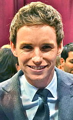 Eddie Redmayne October 2014.jpg