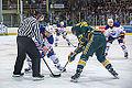Edmonton Oilers Rookies vs UofA Golden Bears (15088651610).jpg