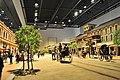 Edo-Tokyo Museum - 'Ginza Bricktown' model - detail 06 (15151922553).jpg