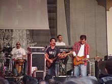 Concerto a Lucca (25 aprile 2008)
