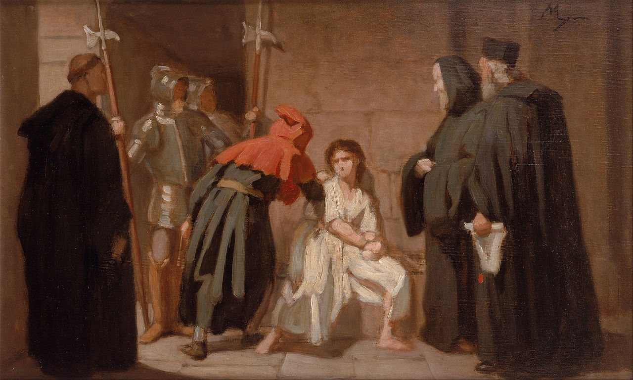 an analysis of the concept of the spanish inquisition in the history
