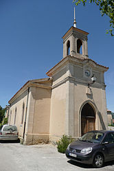 Church of La Motte-d'Aigues