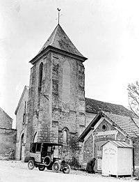 Eglise - Clocher - Rungis - Médiathèque de l'architecture et du patrimoine - APMH00036991.jpg