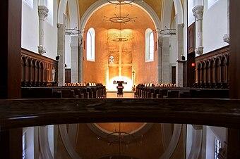 Eglise abbatiale Jouarre dept77