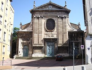 Justus of Lyon - Church of St Just