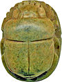 Egyptian - Scarab with Personal Wish Formula - Walters 4262 - Back.jpg