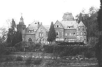 Eisenschmitt - Jagdschloss Eisenschmitt