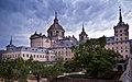 El Monasterio de San Lorenzo de El Escorial.JPG
