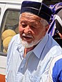 Elderly Man in Bazaar - Shakhrisabz - Uzbekistan (7494300546).jpg