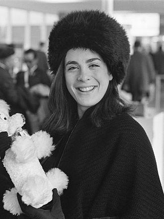 Eleanor Bron - Bron in 1968