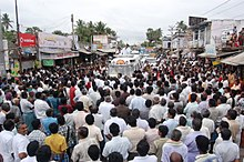 Nepoleon Election campaigning 2009