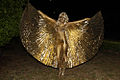 Eleven Night Club Bodypainting Gold (10097428565).jpg