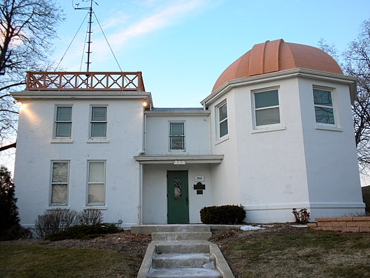 Elgin National Watch Company Observatory