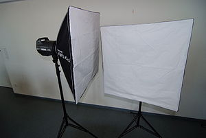 Softbox - Two soft boxes