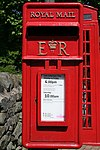 Elizabeth II Postbox, Barley - geograph.org.uk - 1318554.jpg